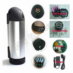 electric bicycle battery EB3611SH 36v 11ah kettle battery water bottle battery