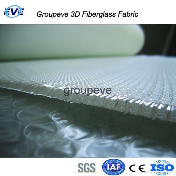 3D Fiberglass Fabric 2