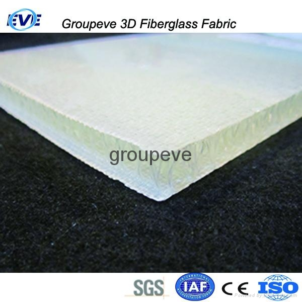 3D Fiberglass Fabric 1