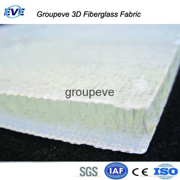 3D Fiberglass Fabric 3