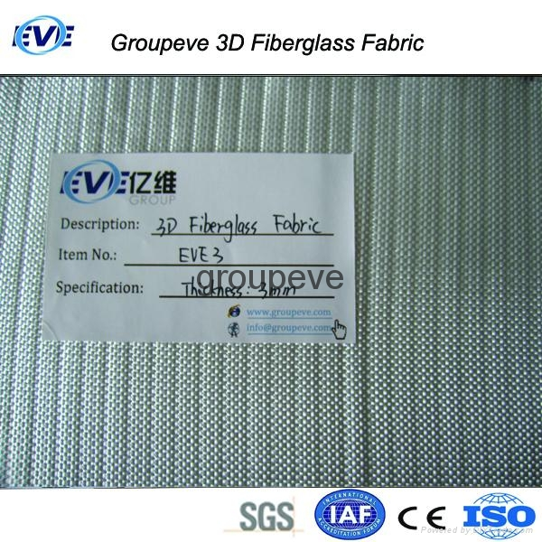 3D Fiberglass Fabric 5