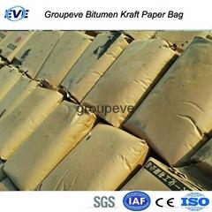 Oxidized Asphalt Kraft Paper Bag