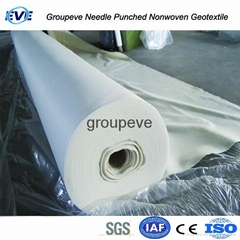 Needle Punched Nonwoven Geotextile