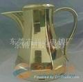 水壺鍍金 1