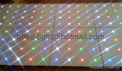 RGB color changing Twinkling sparkling portable LED dance floor