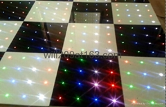 DMX RGB LED Starlit dance floor