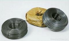 soft annealed iron wire