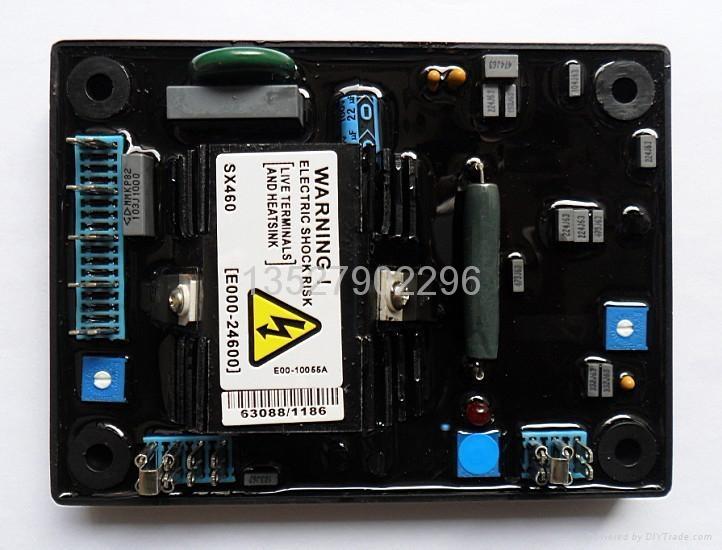 SX460斯坦福發電機調壓板 1