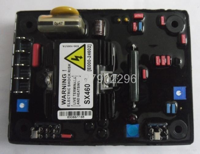 SX460斯坦福發電機調壓板 3