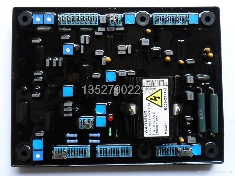 MX321电子调压板 1