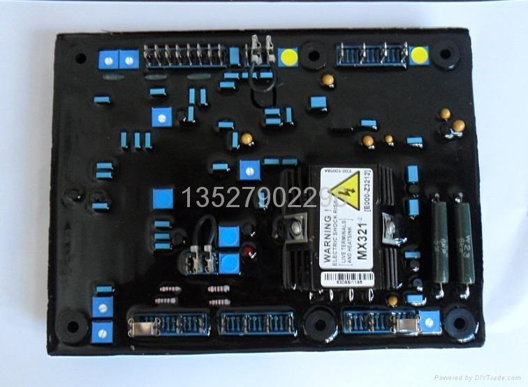 MX321电子调压板 2