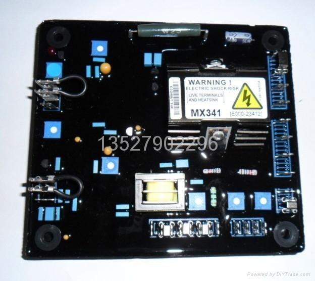 MX321电子调压板 4