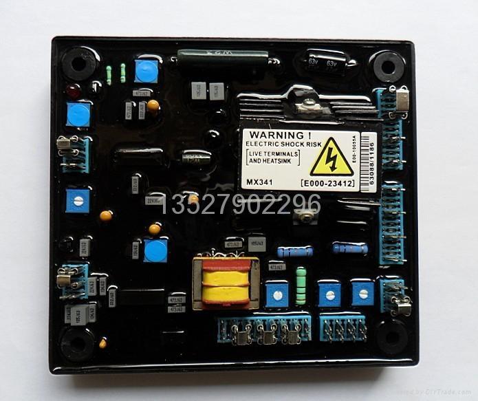 MX341电子调压板 1