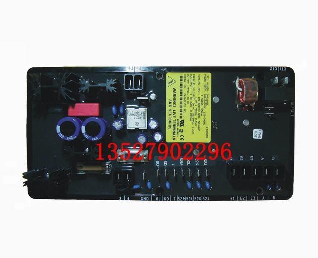 SE350励磁电压调节器 3