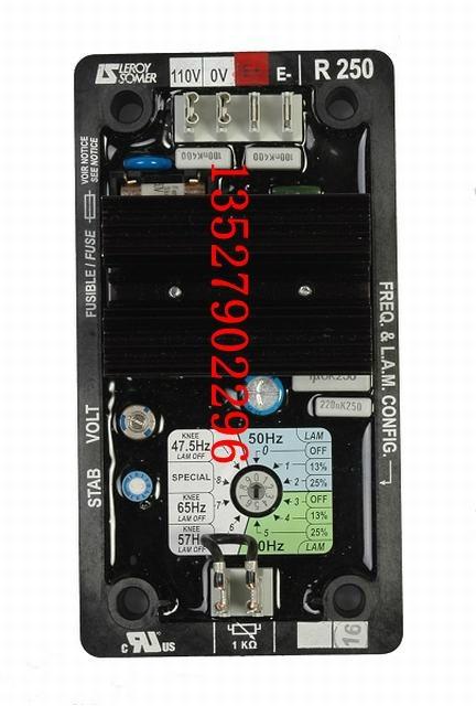 R449發電機調壓板 4