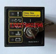 DSE501K发电机组控制器