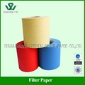 Perfect Car Wooden Pulp Oil Filter Paper