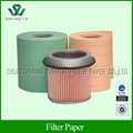 Light Duty Automotive Oil Filter Paper