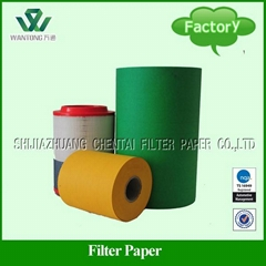 Best Price Wood Pulp Auto Air Filter Paper