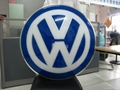 VolksWagenwerk car logo