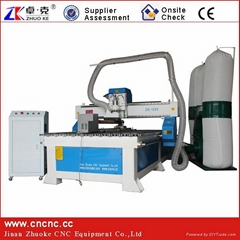 Popular Cheap 4 Axis CNC Router for Woodworking  ZK-1325(MA)