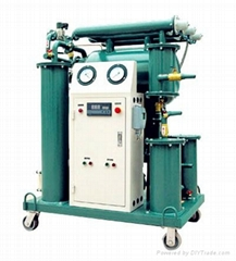 Offer 4800L/h Cable Insulation Oil Recycling Machine