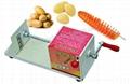 Manual Twist Potato Chips Machine