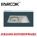 hot sales stainless steel inset kitchen