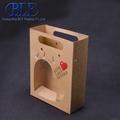 custom printed brown kraft paper bag (BLF-PB003) 2