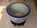 北京陶瓷大鱼缸风水大缸 3