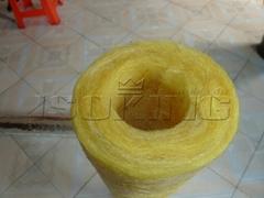 Fiberglass Wool Pipe