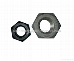 ASTM A563 C Heavy Hex Structural Nuts