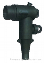 straight plug for 24kV and 15kV  Elbow Connector