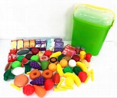 70pcs playfood set