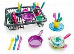 27 pcs dish kitchen set