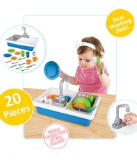 B/O KITCHEN SINK PLAYSET