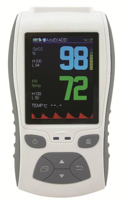 Handhold pulse oximeter 1