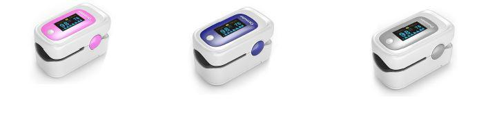 New OLED Fingertip Pulse Oximeter 3