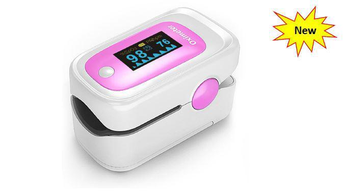 New OLED Fingertip Pulse Oximeter 2
