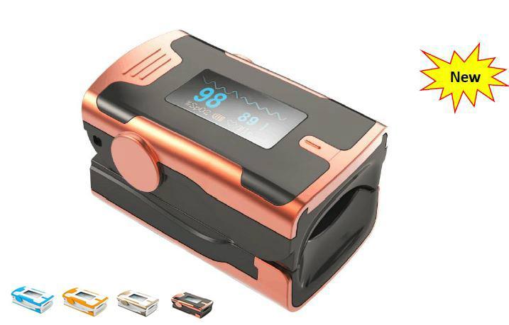 NEw OLED Fingertip Pulse Oximeter CE marked 1
