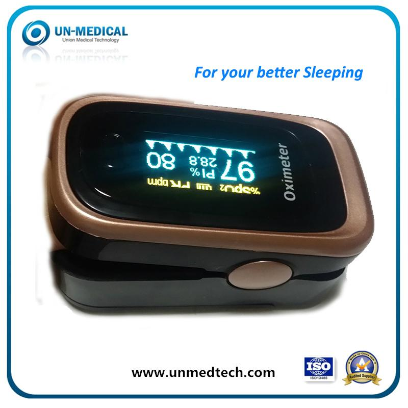 NEw OLED Fingertip Pulse Oximeter CE marked 2