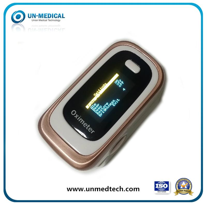 NEw OLED Fingertip Pulse Oximeter CE marked 3