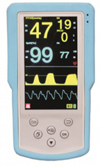 New Handheld ETCO2/SPO2