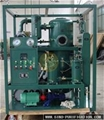 VFD —Double-Stage High-Efficiency Vacuum Insulation Oil Purifier