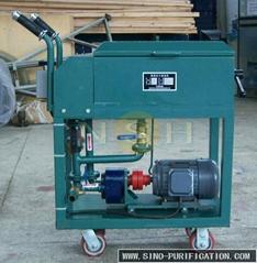 LY  Plate Pressure Oil Filtering Machine Series