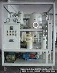 Industrial filtering equipment  oil filtration