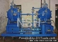 Used engine hydraulic diesel Oil Recycling Equipment