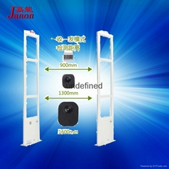Fashion Design EAS security system,RF anti theft alarm security door