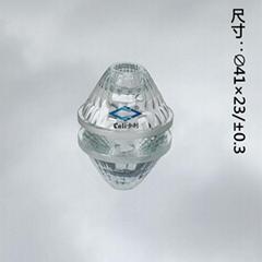 異形LED燈具玻璃透鏡