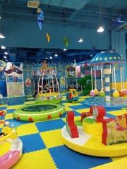 供应广东深圳儿童淘气堡游乐园设备
